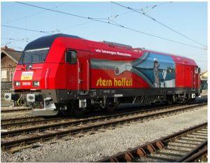 locomotore Siemens eurorunner